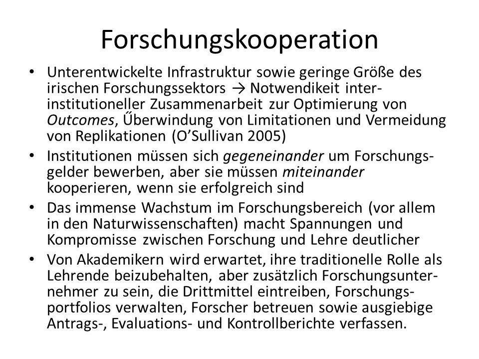 Forschungskooperation
