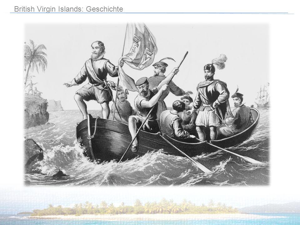 British Virgin Islands: Geschichte