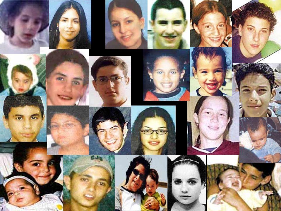 Yael Ohana 11 Jahre. Rachel Levy. 17 Jahre. Shani Avi- Zedek. 15 Jahre. Gilad Stiglitz. 14 Jahre.
