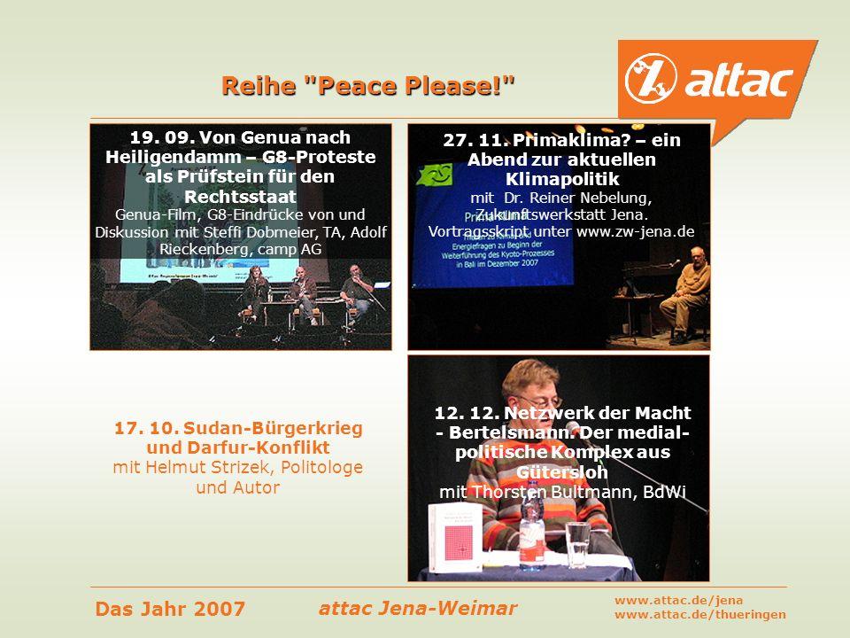 27. 11. Primaklima – ein Abend zur aktuellen Klimapolitik