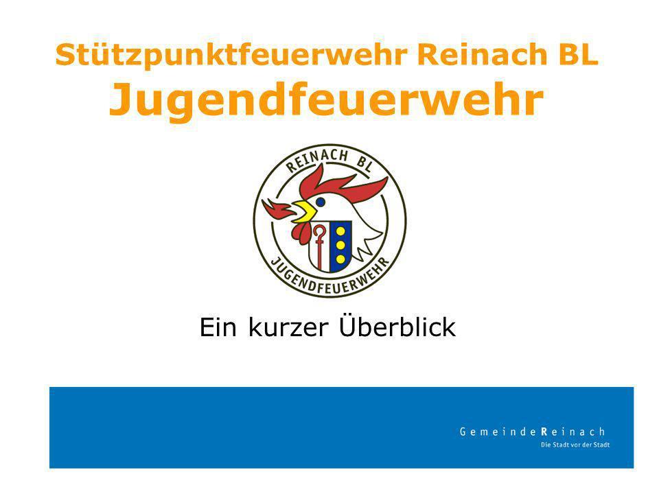 Stützpunktfeuerwehr Reinach BL Jugendfeuerwehr