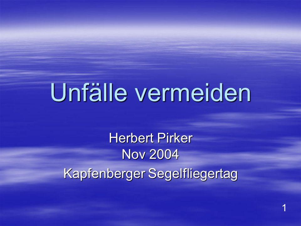 Herbert Pirker Nov 2004 Kapfenberger Segelfliegertag