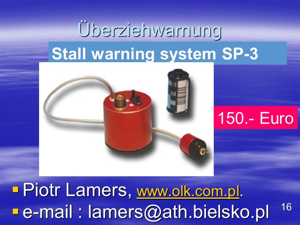 Piotr Lamers, www.olk.com.pl. e-mail : lamers@ath.bielsko.pl