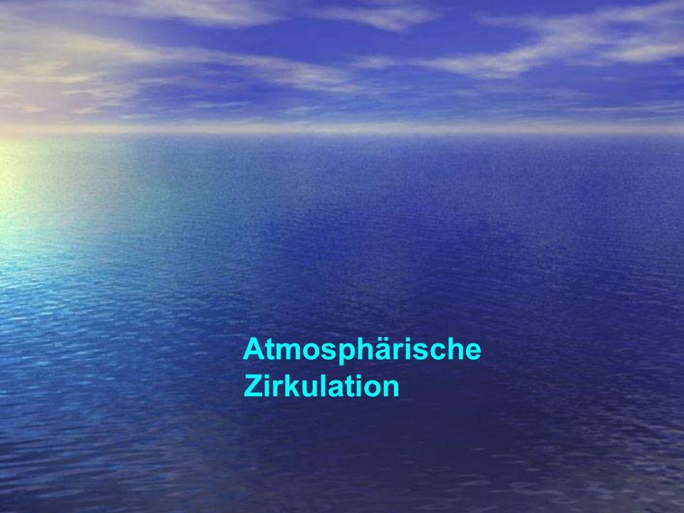 Atmosphärische Zirkulation