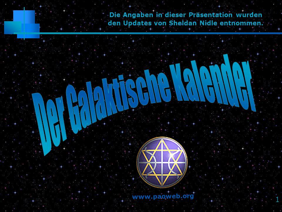 Der Galaktische Kalender