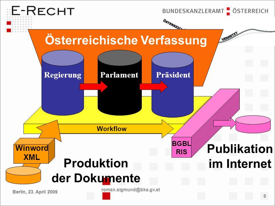Österreichische Verfassung