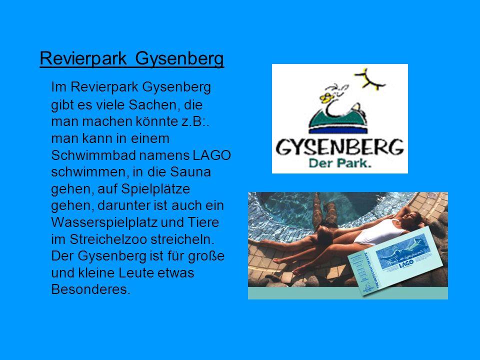 Revierpark Gysenberg