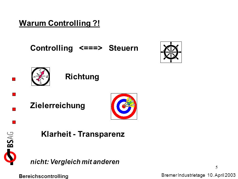 Controlling <===> Steuern