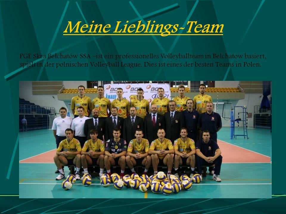 Meine Lieblings-Team