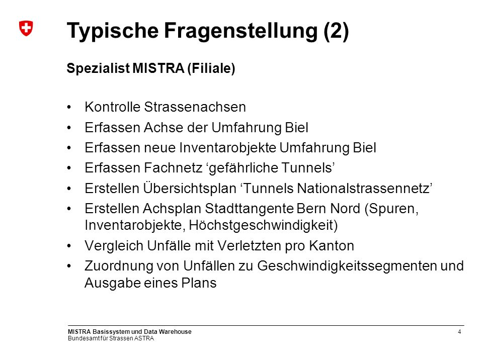 Spezialist MISTRA (Filiale)