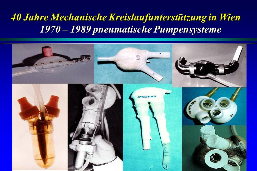 1970 – 1989 pneumatische Pumpensysteme