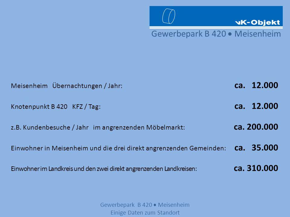 Gewerbepark B 420  Meisenheim