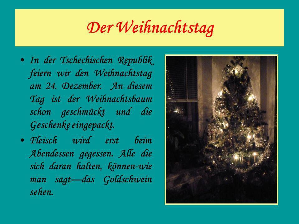 Der Weihnachtstag