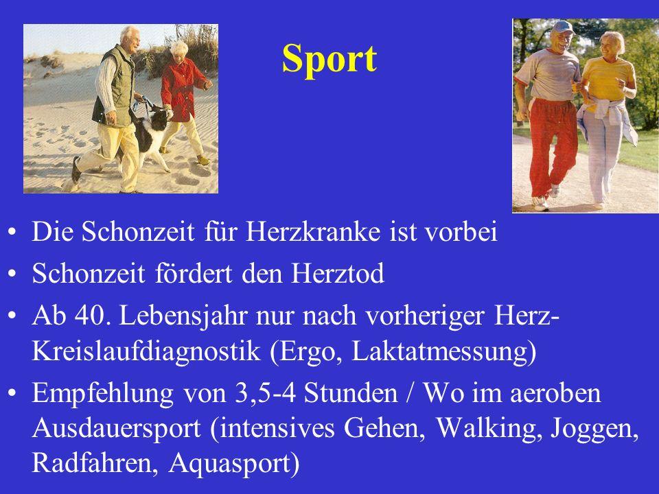 Sport Die Schonzeit für Herzkranke ist vorbei