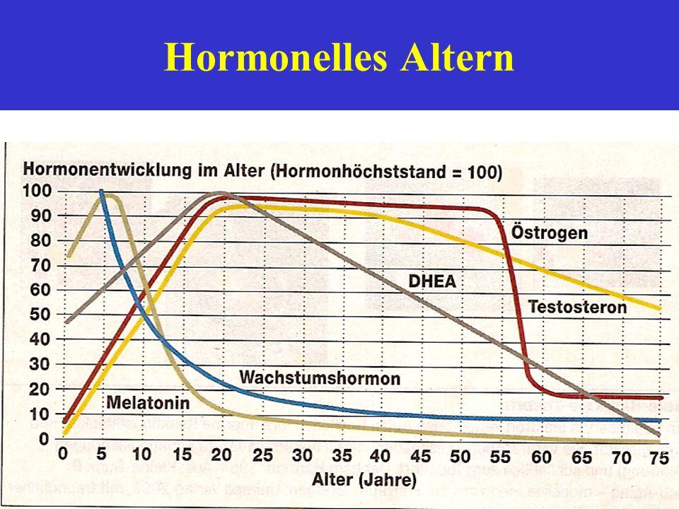 Hormonelles Altern