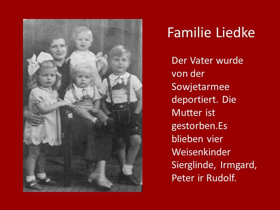 Familie Liedke