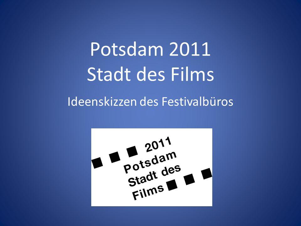 Potsdam 2011 Stadt des Films