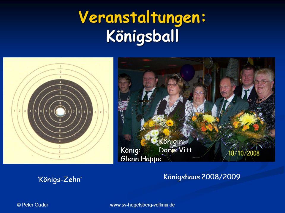 Veranstaltungen: Königsball