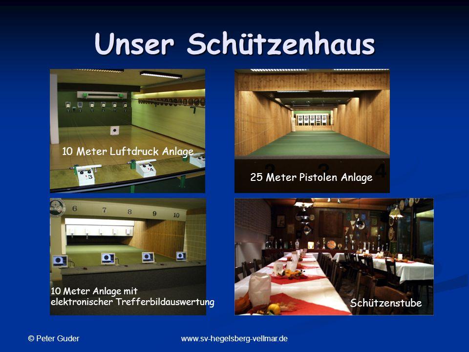 Unser Schützenhaus 10 Meter Luftdruck Anlage 25 Meter Pistolen Anlage