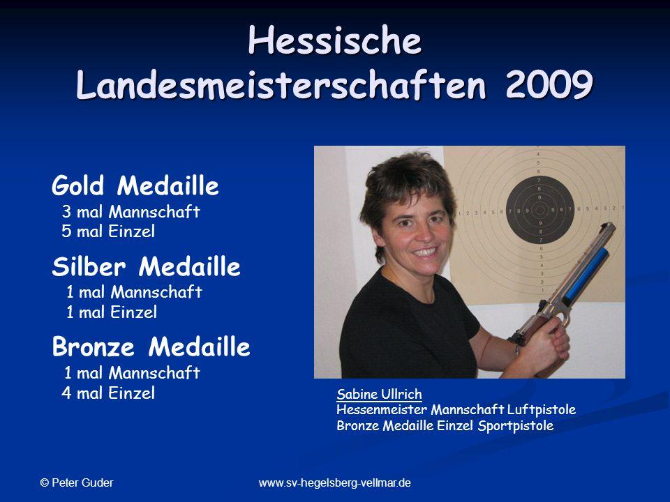 Hessische Landesmeisterschaften 2009