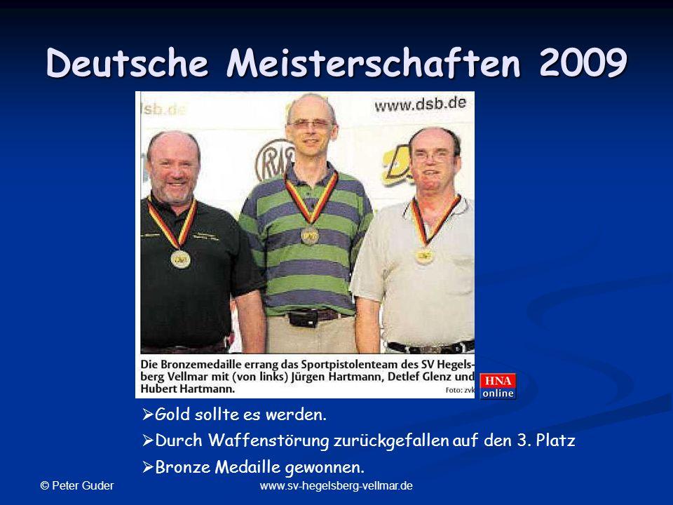 Deutsche Meisterschaften 2009