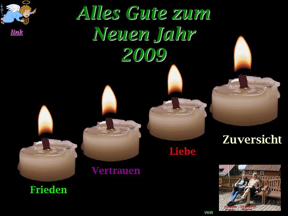 Alles Gute zum Neuen Jahr 2009