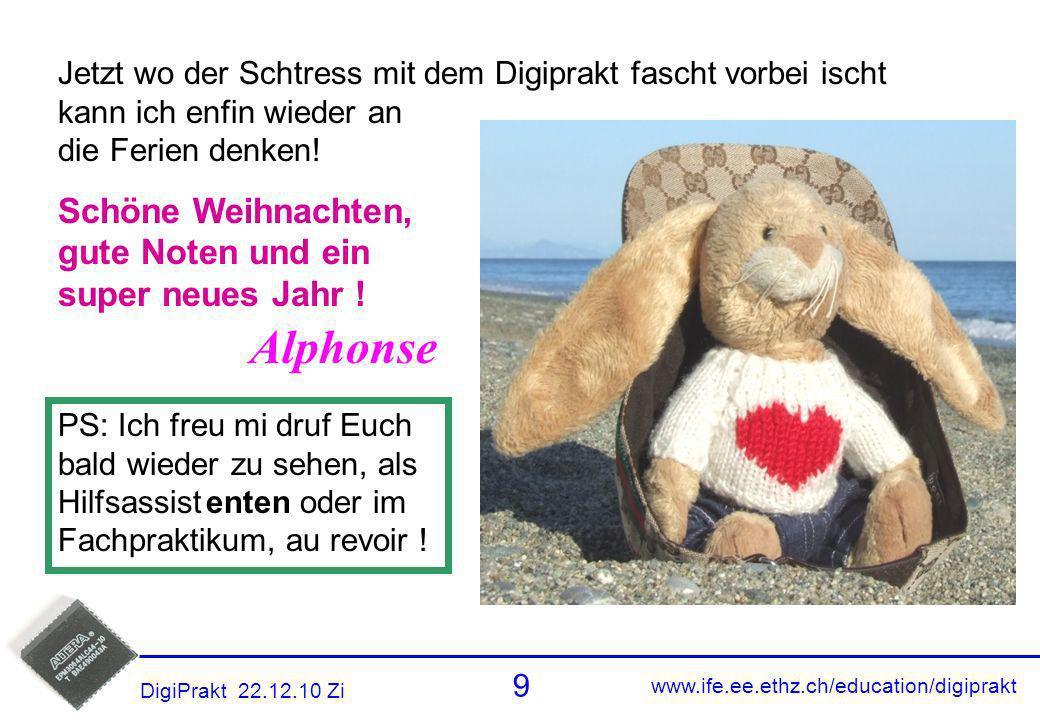 Alphonse Alphonse Comment