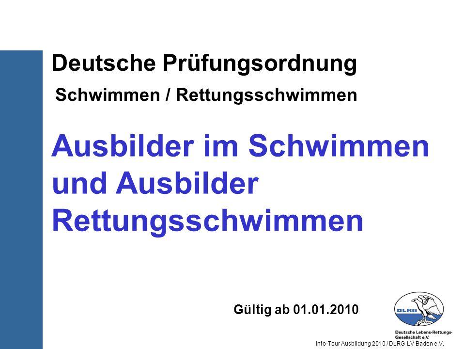 Deutsche Prüfungsordnung