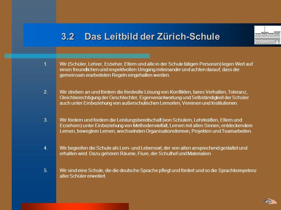 3.2 Das Leitbild der Zürich-Schule