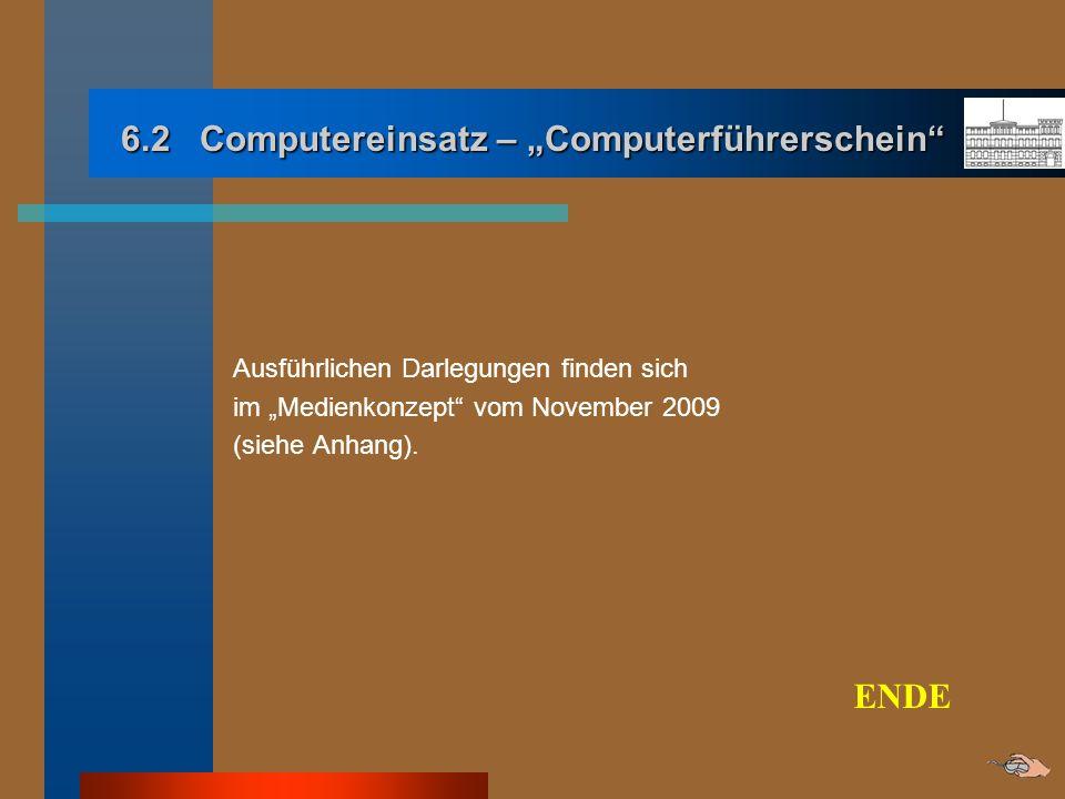 """6.2 Computereinsatz – """"Computerführerschein"""