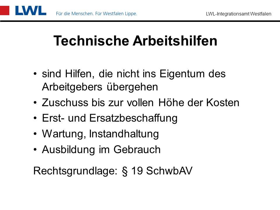Technische Arbeitshilfen