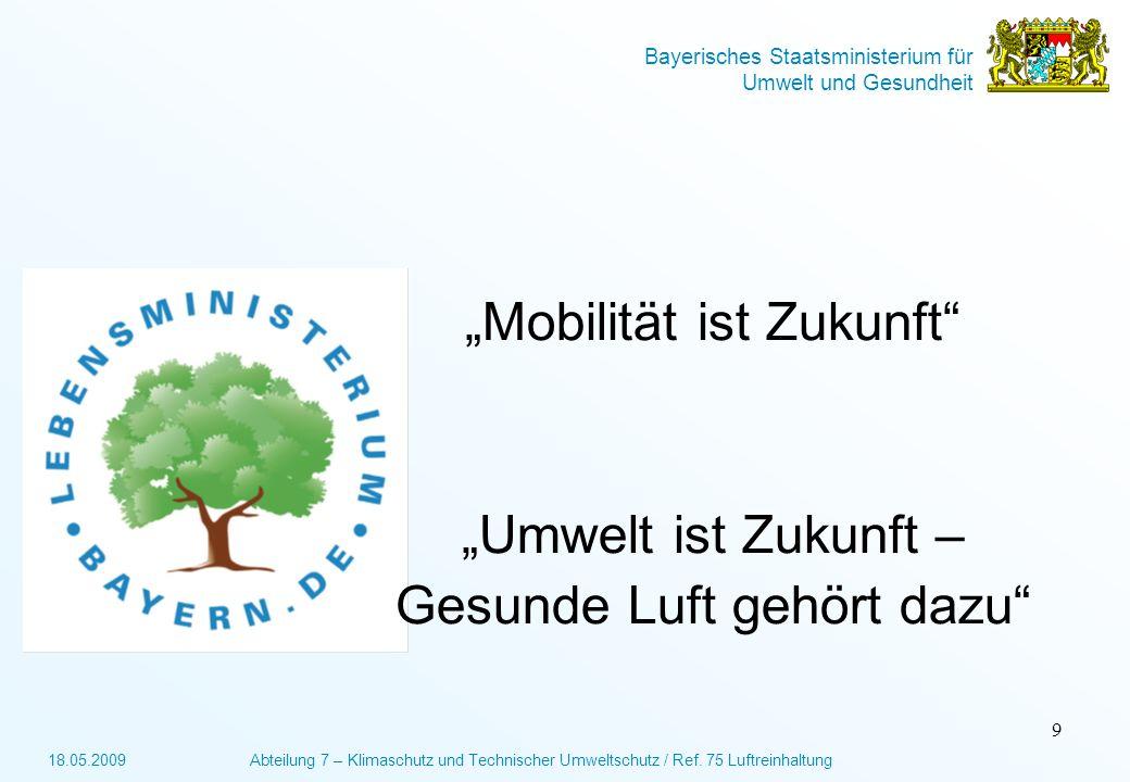 """""""Mobilität ist Zukunft"""