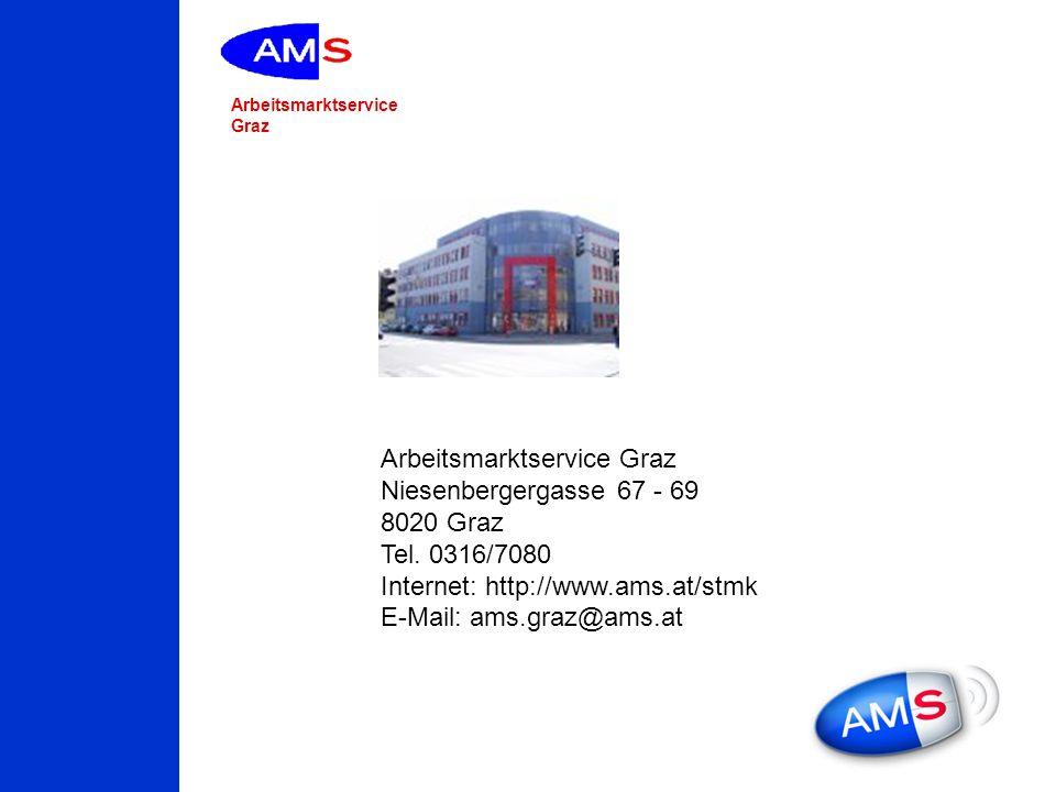 Arbeitsmarktservice Graz