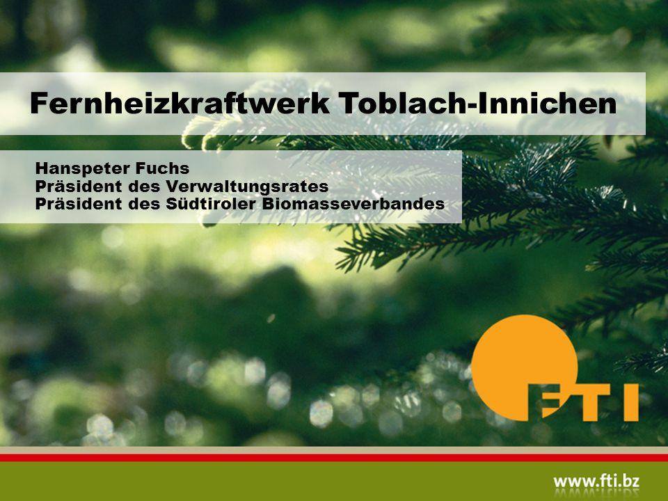 Fernheizkraftwerk Toblach-Innichen