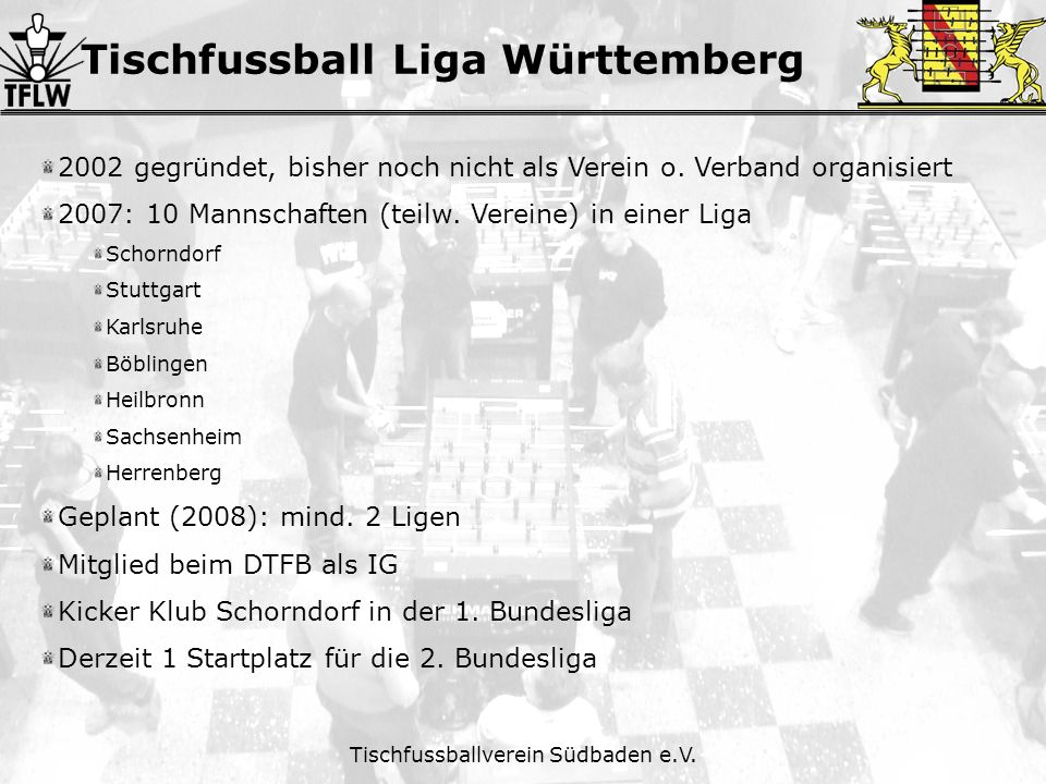 Tischfussballverein Südbaden e.V.