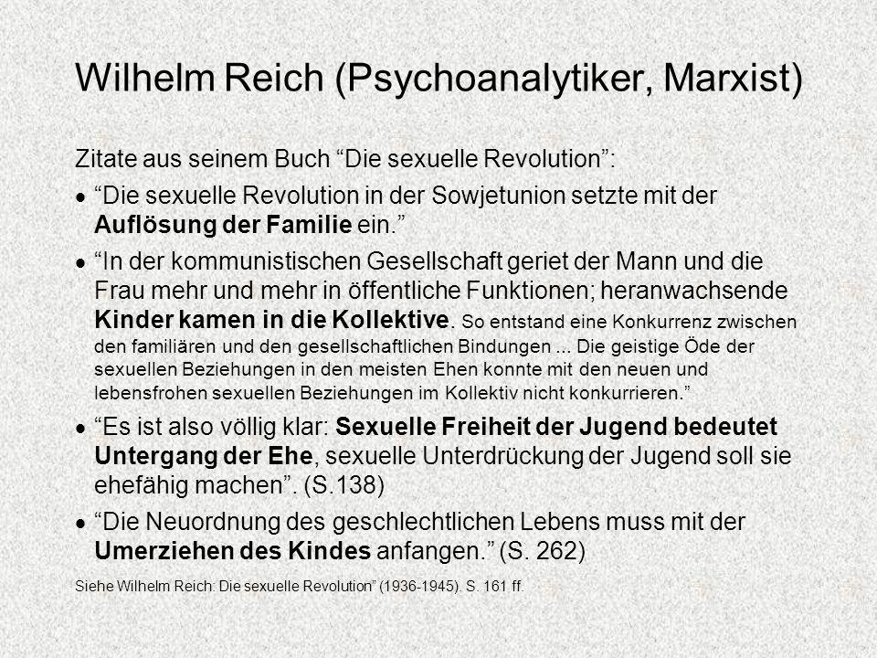 Wilhelm Reich (Psychoanalytiker, Marxist)