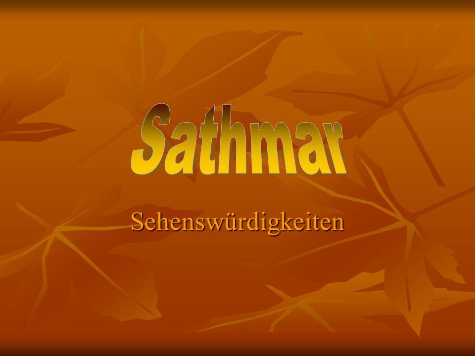 Sathmar Sehenswürdigkeiten