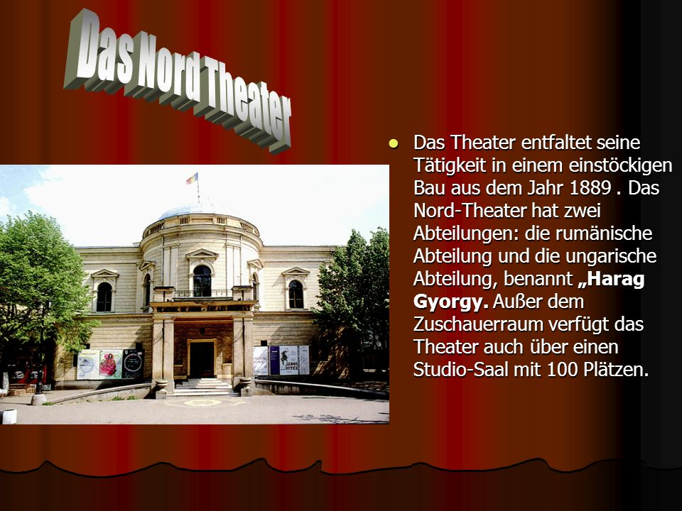 Das Nord Theater