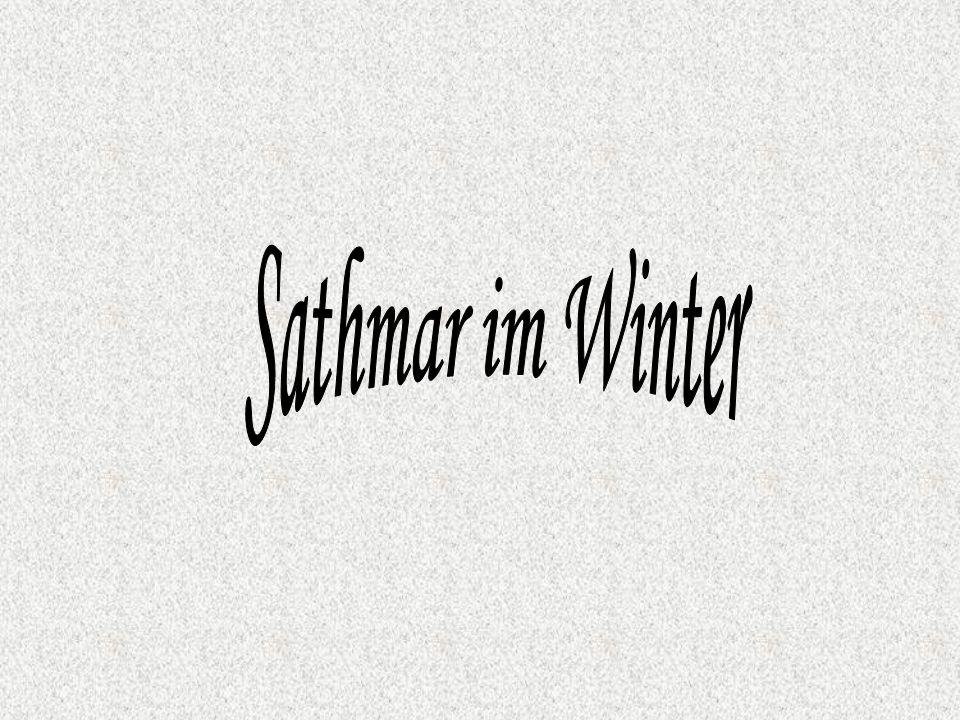 Sathmar im Winter