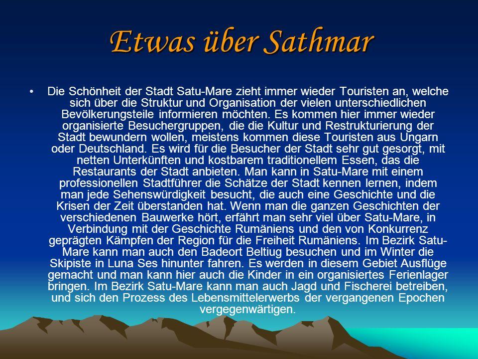 Etwas über Sathmar