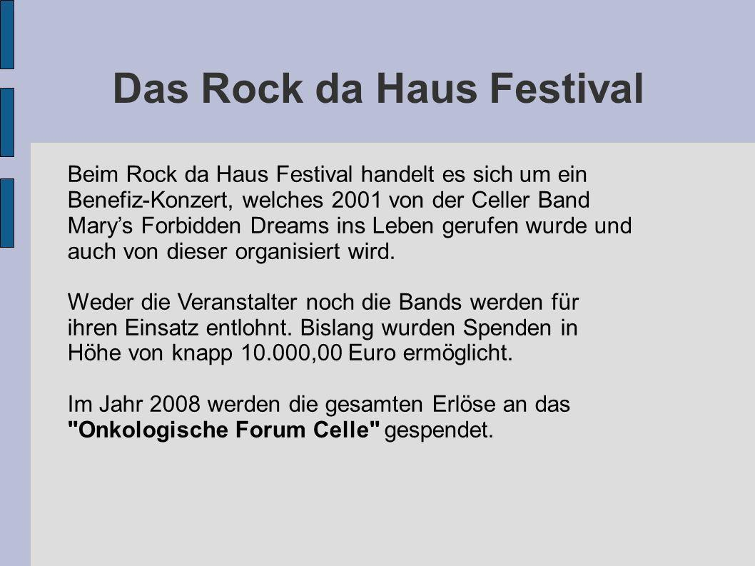 Das Rock da Haus Festival