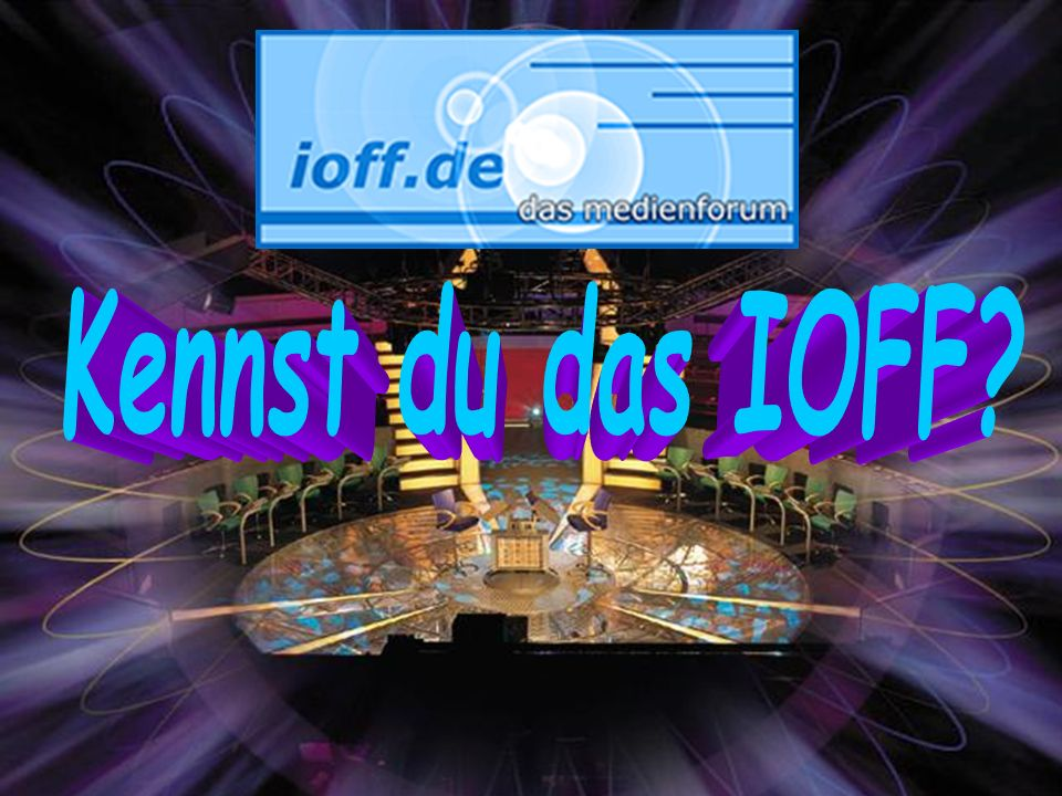50:50 POLL PHONE-A-FRIEND Kennst du das IOFF