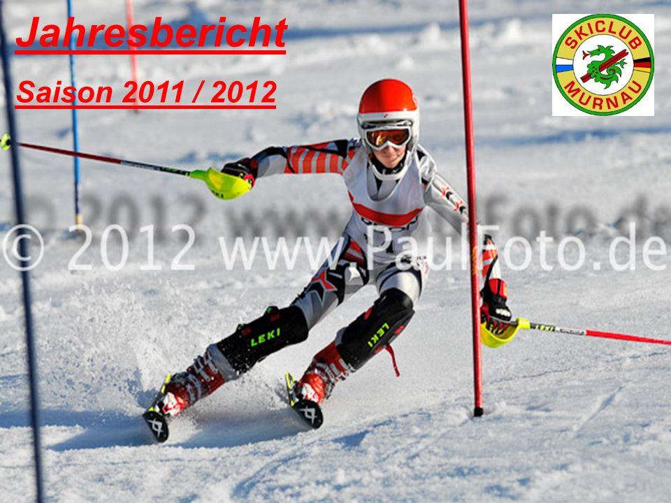 Jahresbericht Saison 2011 / 2012