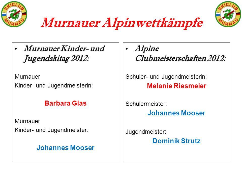 Murnauer Alpinwettkämpfe