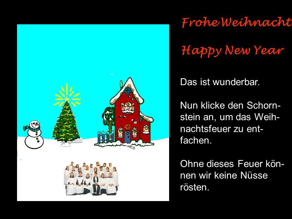 Frohe Weihnachten Happy New Year Das ist wunderbar.