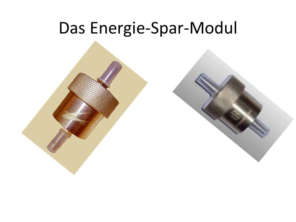 Das Energie-Spar-Modul