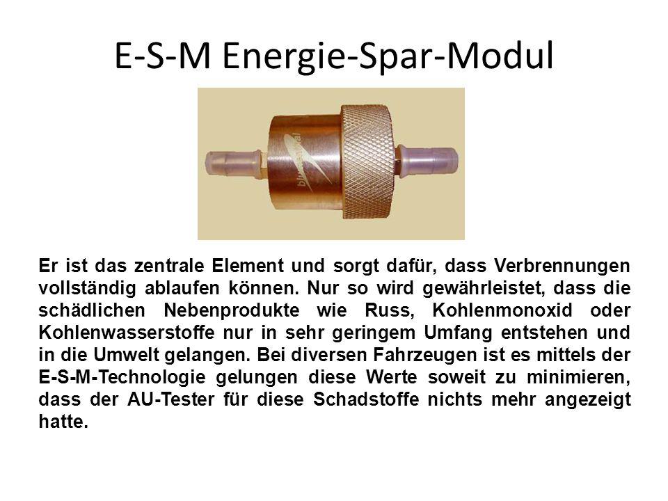E-S-M Energie-Spar-Modul