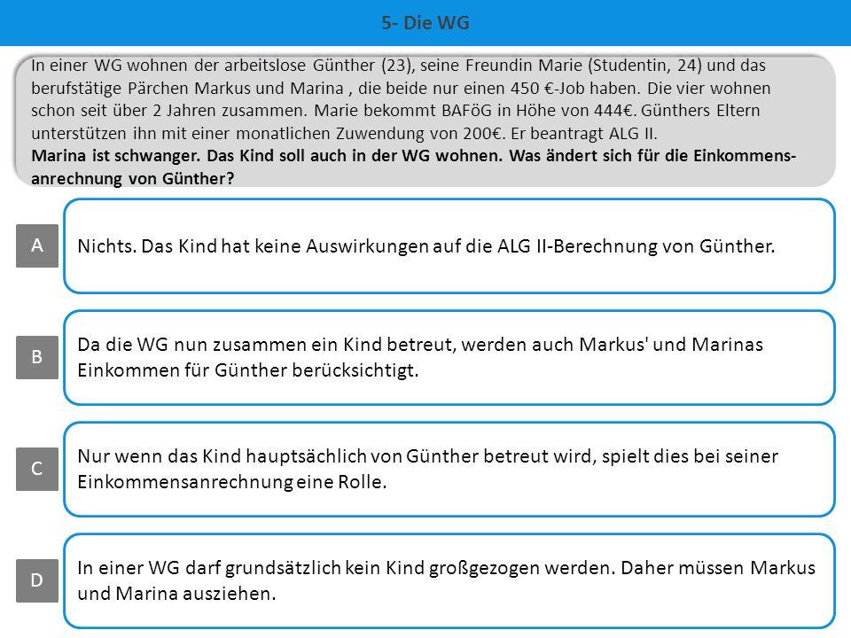 5- Die WG