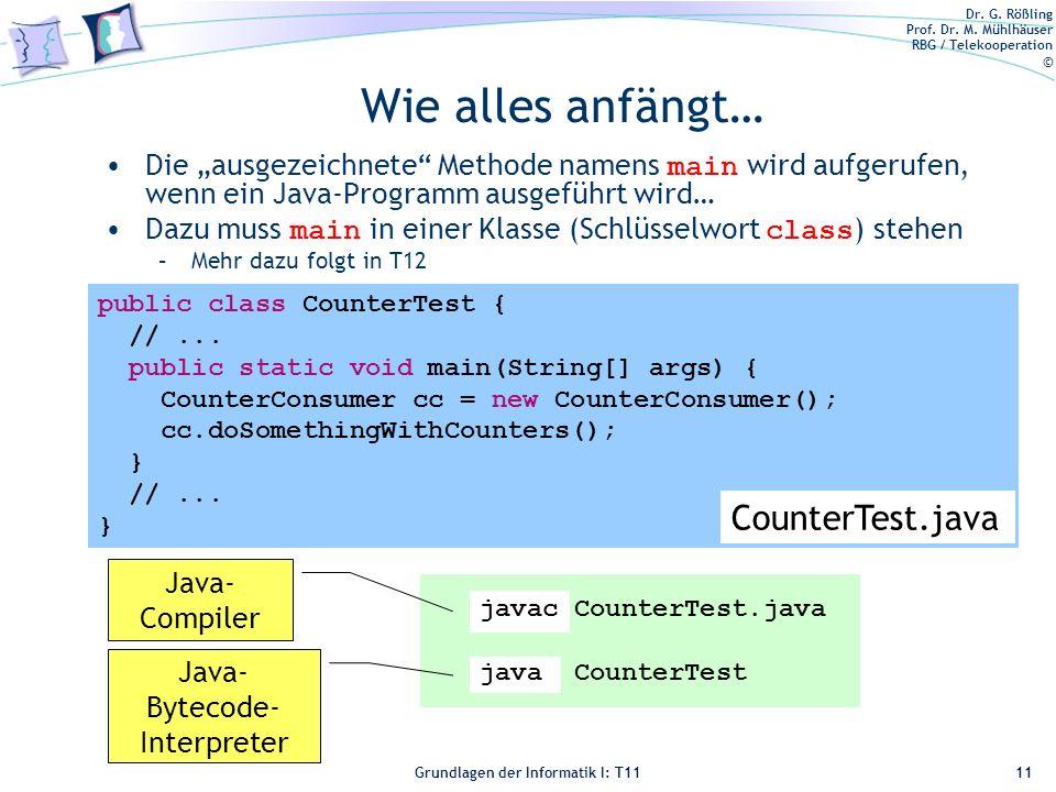 Java- Bytecode-Interpreter
