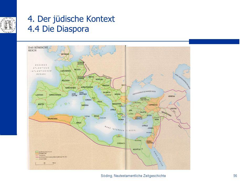 4. Der jüdische Kontext 4.4 Die Diaspora